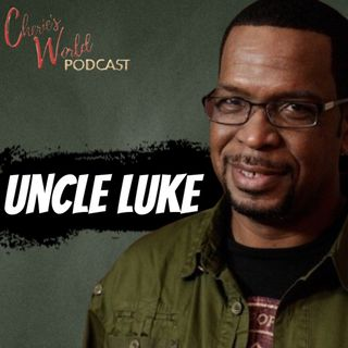 Luther Campbell aka Uncle Luke interview