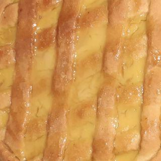 La crostata al limone