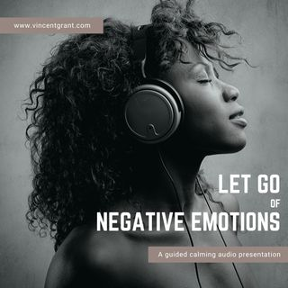 Letting Go Of Negative Emotions with Vinny Grant