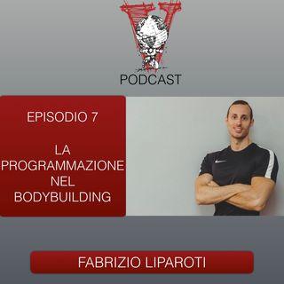 Invictus podcast ep. 7 - Fabrizio Liparoti - La programmazione nel bodybuilding