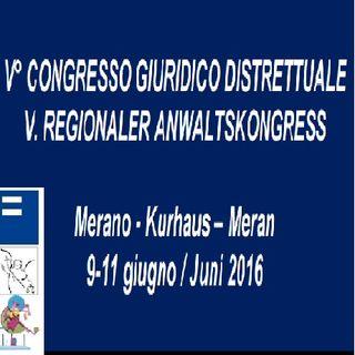 Sessione Inaugurale 9_6_2016 - Intervento del Presidente di Cassa Forense avv Nunzio Luciano