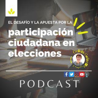 El desafio de la participacion ciudadana en el plebiscito de Puerto Rico