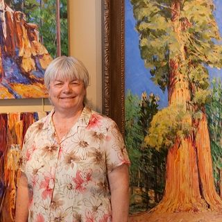 Big Blend Radio Interview: Joy Collier - California Landscape Artist
