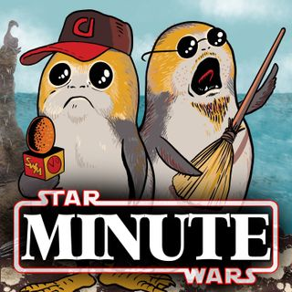 Last Jedi Minute 56: The Smell Department