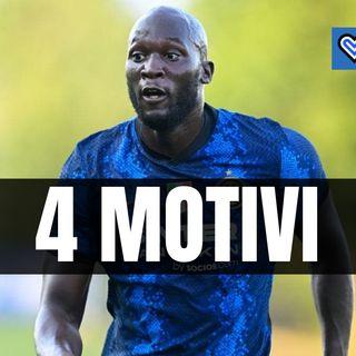 Calciomercato Inter, i 4 motivi per cui Lukaku ha detto no al Chelsea