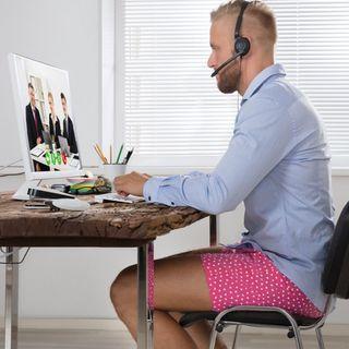 Working Without Underwear