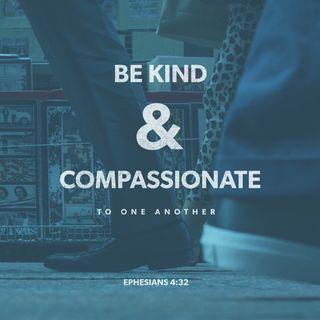 Episode 191: Ephesians 4:32 (July 11, 2018)