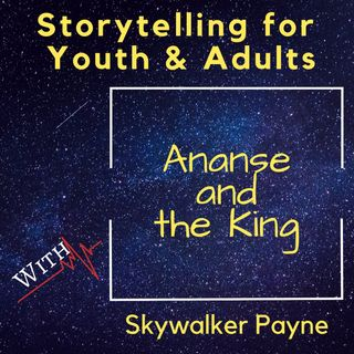 Ananse and the King