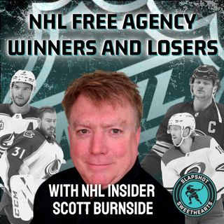 NHL Free Agency Winners and Losers with Hockey Insider Scott Burnside