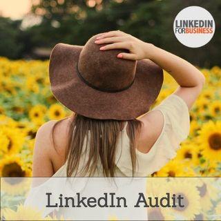 1- effettua un Audit per misurare la tua efficacia su LinkedIn