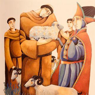 L'uomo buono di Assisi (4+ anni) - Lois Rock