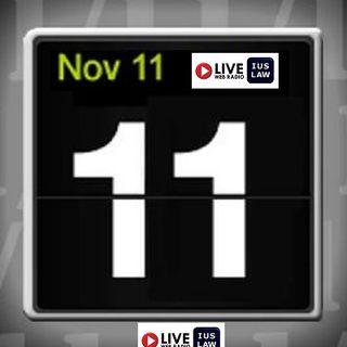 Venerdì 11 Novembre 2016, #SvegliatiAvvocatura LIVE!