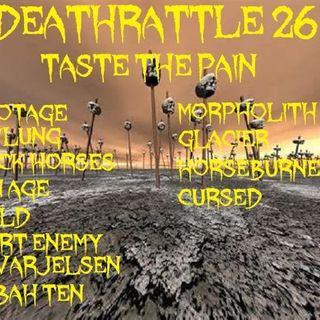 DEATHRATTLE #26