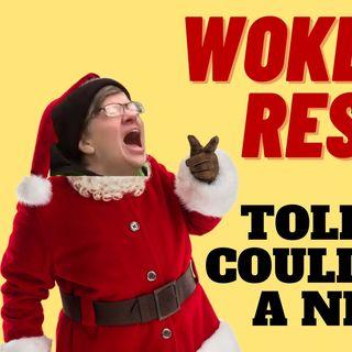 WOKE SANTA RESIGNS AFTER MAKING CHILD CRY