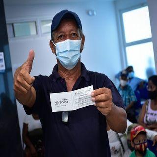 Más de 700mil personas han sido vacunada