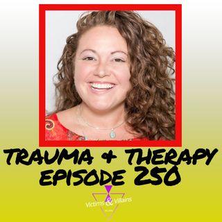 Trauma & Therapy