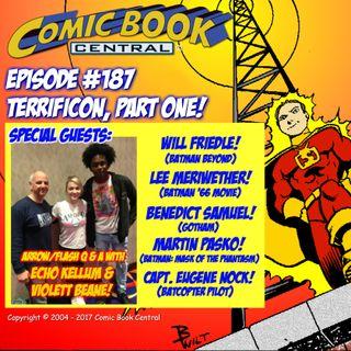 #187: TerrifiCon Part One