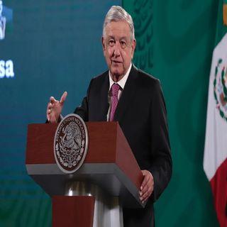 El presidente AMLO señaló que deben ser atendidas demandas de migrantes