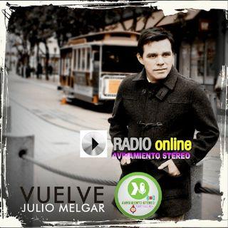 JULIO MELGAR⏩▶️⏪ 🎧🎵🎶Vuelve👉Avivamiento Stereo