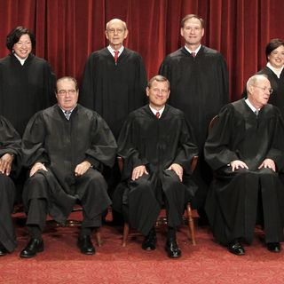 SCOTUS for Marriage Equality & Obamacare