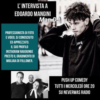 #puc : in studio con noi Edoardo Mangini aka man___dj