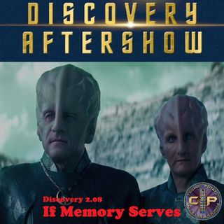 Discovery 2.08: If Memory Serves