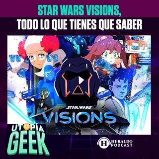 Star Wars Visions, todo lo que debes saber | Utopía Geek: videojuegos y cómics