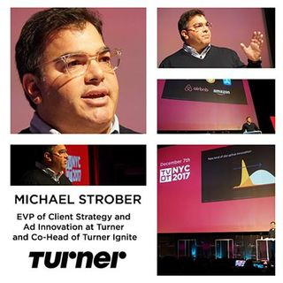 Radio ITVT: Michael Strober, EVP of Client Strategy & Ad Innovation, Turner