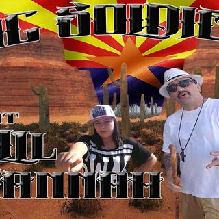 M.C.SOLDIER-PRAYERS CLUB RADIO PHX AZ