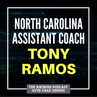 North Carolina assistant coach and two-time world teamer Tony Ramos
