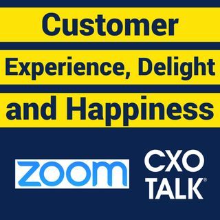 Customer Experience with Eric Yuan, CEO, Zoom