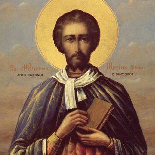 Conversión de San Justino