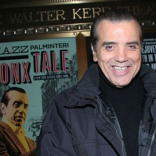 Reach Out With Ray And Steve: Chazz Palminteri Joins The Show