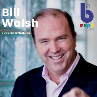 Bill Walsh at The Best You EXPO