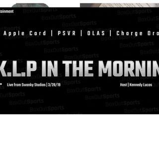 """K.L.P In The Morning""-Apple Card,PSVR,OLAS, Jessie's Charge Drop"