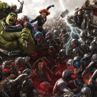 #49: Avengers - Age of Ultron (Spoilers)