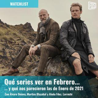 Watchlist   Qué series nos ha dejado enero y qué esperamos de febrero del 2021