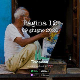 Pagina 12 - 29 giugno 2020