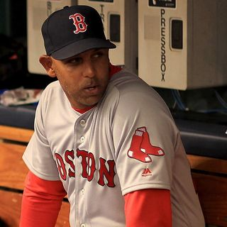 Alex Cora Thriving In First Year As Red Sox Manager