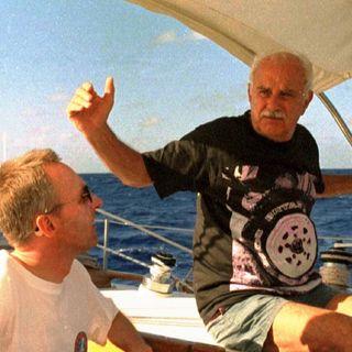 David McTaggart, Mitbegründer Greenpeace (Todestag, 23.03. 2001)