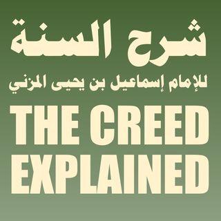 Al-Muzani's Creed Explained (Sharh as-Sunnah)