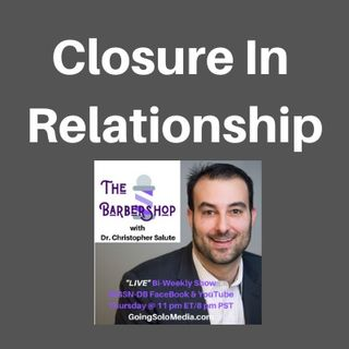 Closure In a Relationship