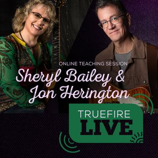 Sheryl Bailey & Jon Herington Guitar Lessons, Performances & Interviews