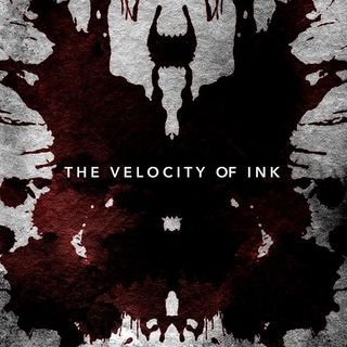 The Velocity of Ink