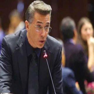 """Necesaria inversión en cultura"""": Sergio Mayer"""
