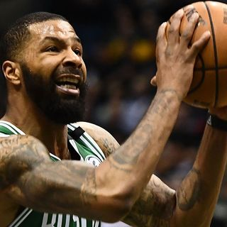 Celtics Forward Marcus Morris Can't Stop Criticizing Officials