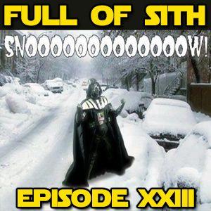 Episode XXIII: Return of the Jedi
