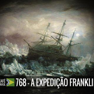 Cafe Brasil 768 -Expedição Franklin