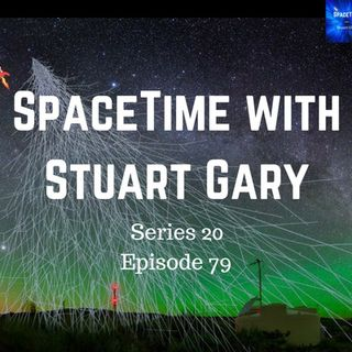79: A possible cradle of life discovered on Mars - SpaceTime with Stuart Gary
