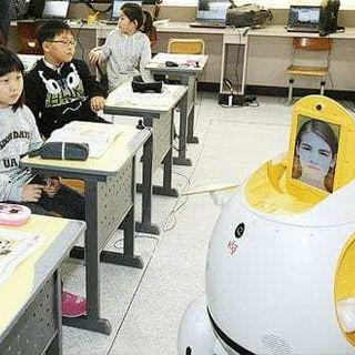Radio News Round Up: Robot Teachers & Deep Fried Execution